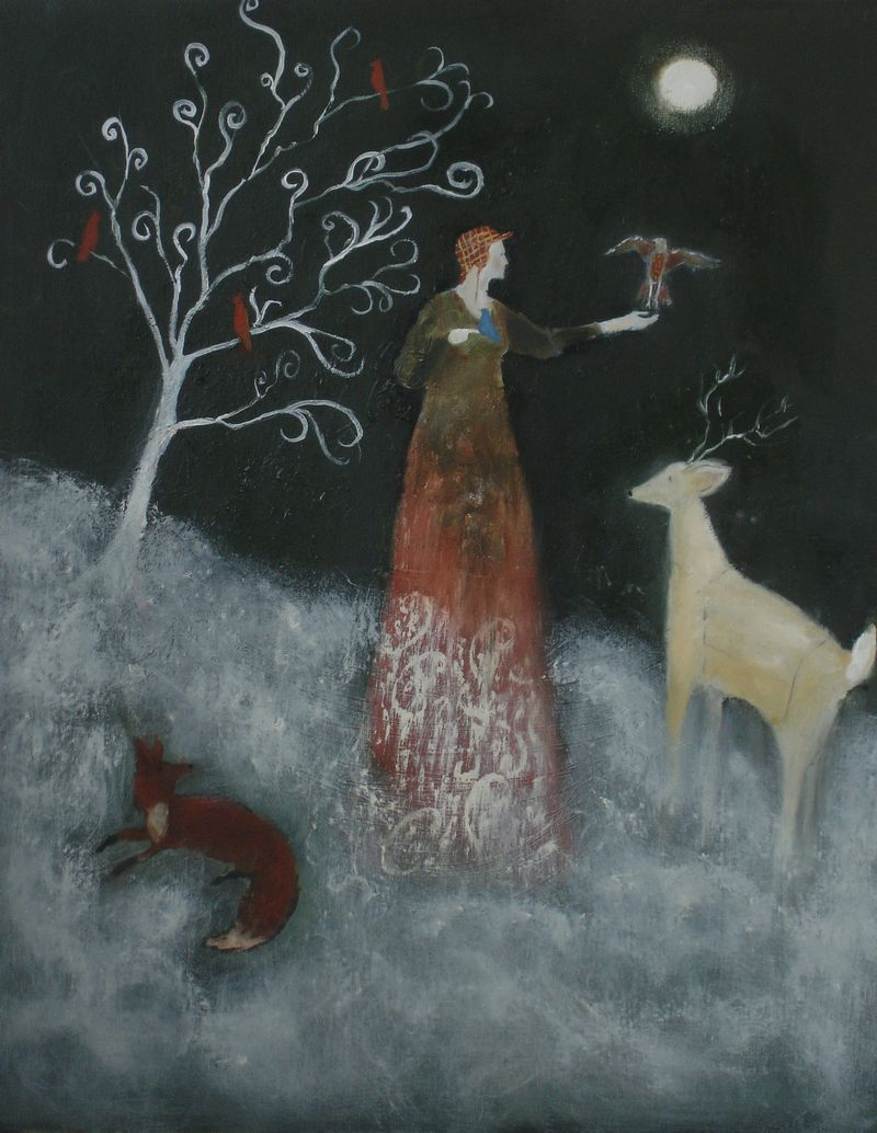 Gamekeeper by Jeanie Tomanek