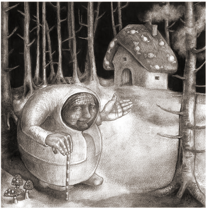 Hansel and Gretel's Witch by Rima Staines
