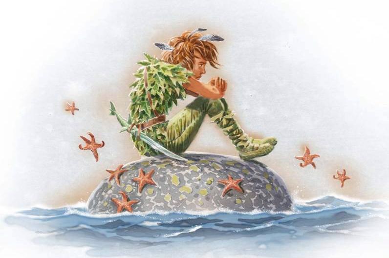 Peter Pan by David Wyatt