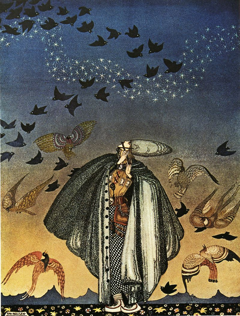 Illustration 2 by Kay Nielsen