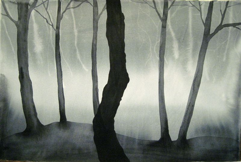 Late Winter Forest