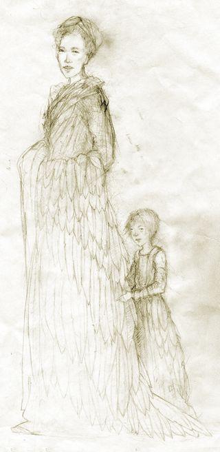 Wings by T Windling