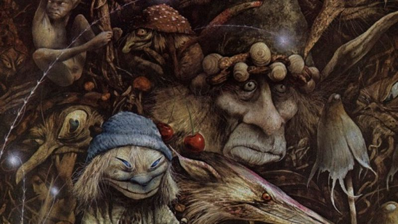 Goblins by Brian Froud