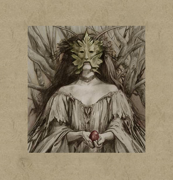 Wild Woman by Brian Froud