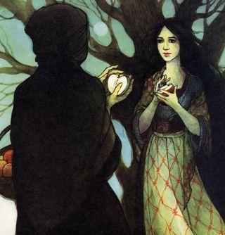 Snow White by Trina Schart Hyman (1939-2004)