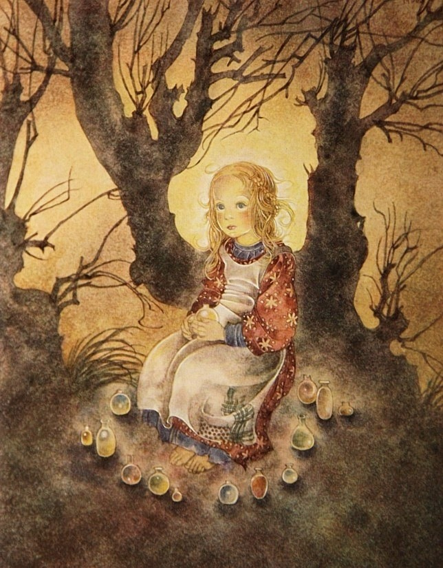 The Miracle of Tears by Sulamith Wulfing (1901-1989)