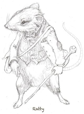 From Wind in the Willows illustrated by Stephen Dooley