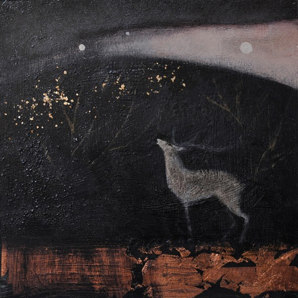 The Low Edge of the Storm by Catherine Hyde