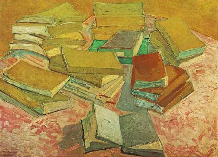 Novels by Vincent Van Gogh