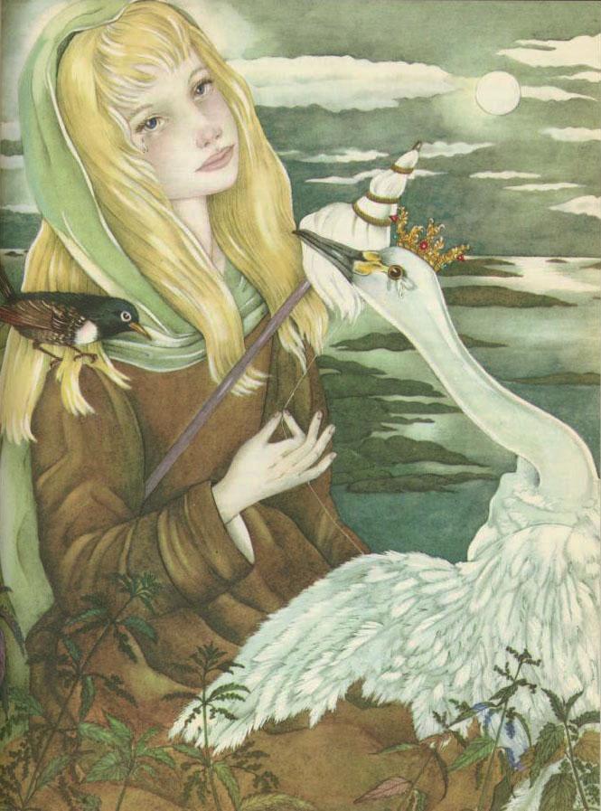 The Wild Swans by Adrienne Segur