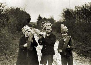 Irish Wren Boys