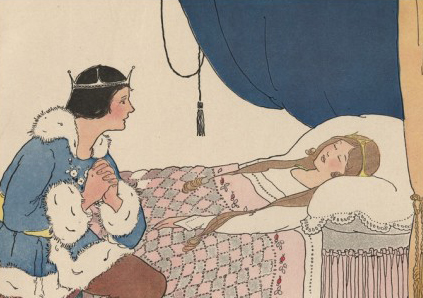 Sleeping Beauty by Margaret Evans Price