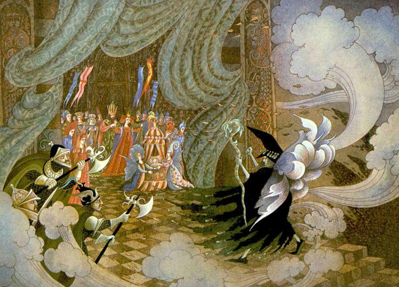 The Thirteenth Fairy by Errol Le Cain