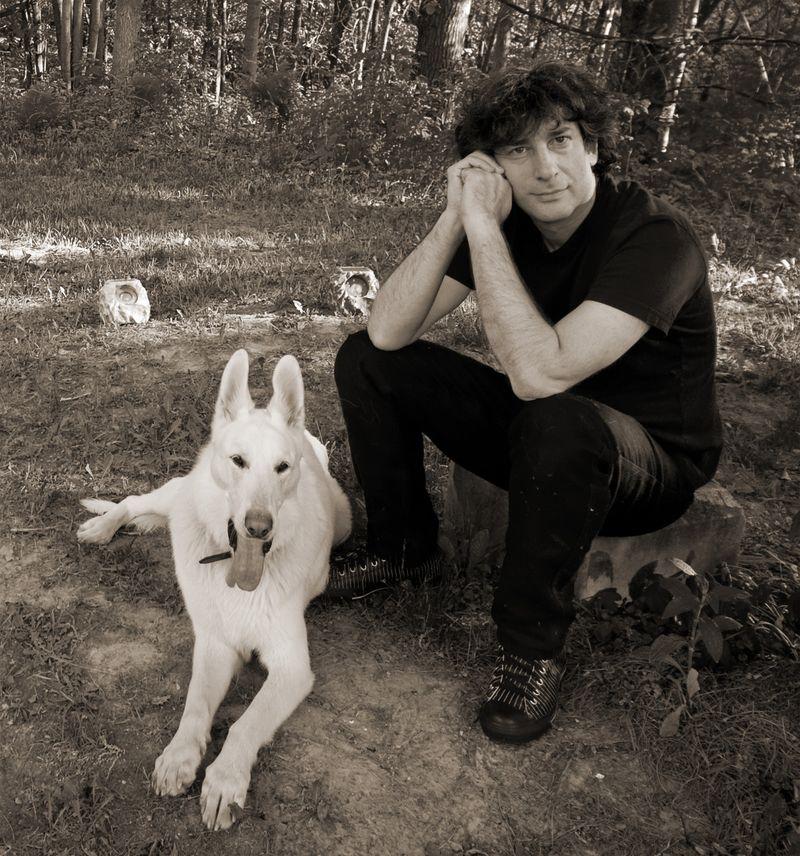 Neil Gaiman and Cabal
