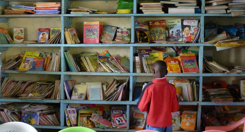 Adopt a Library