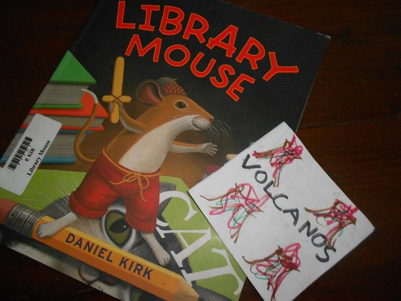 ''Library Mouse'' by Daniel Kirk