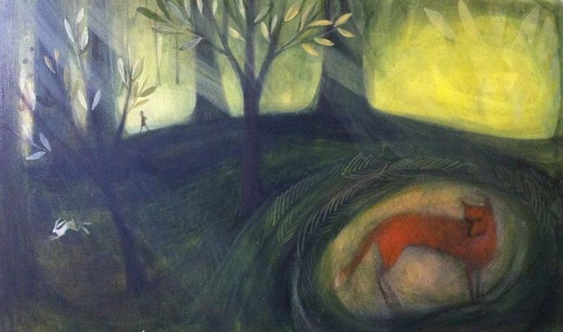 From Little Elvie in the Wildhood by Catherine Hyde