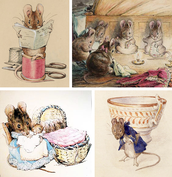 Illustrations by Beatrix Potter