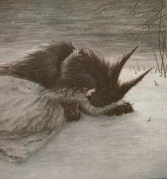 Beauty and the Beast by Angela Barrett