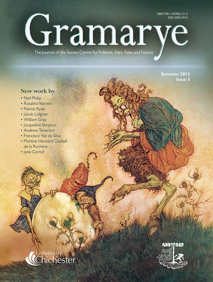 Gramarye Summmer 2013