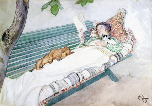 By Carl Larsson