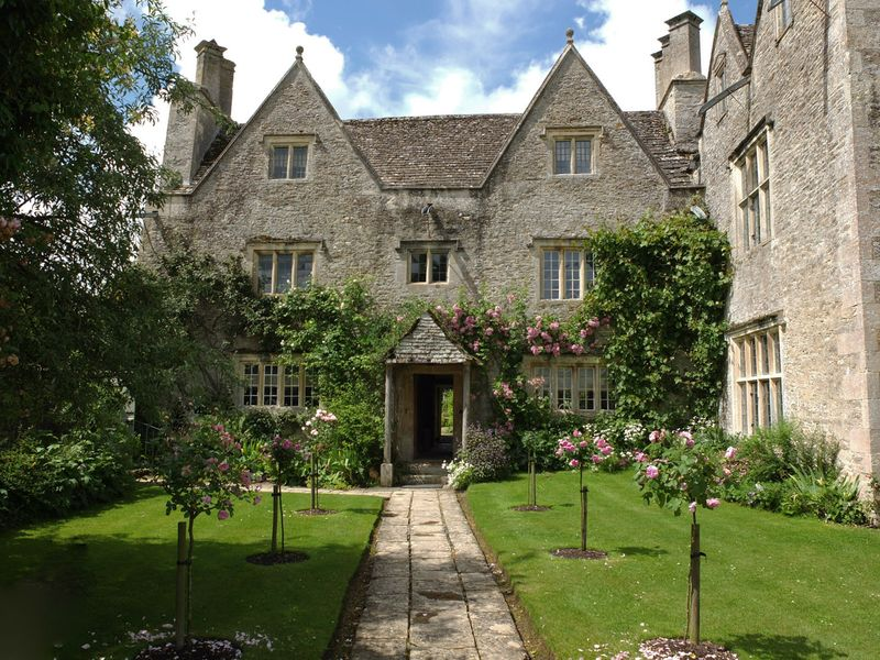 Kelmscott Manor, Oxfordshire