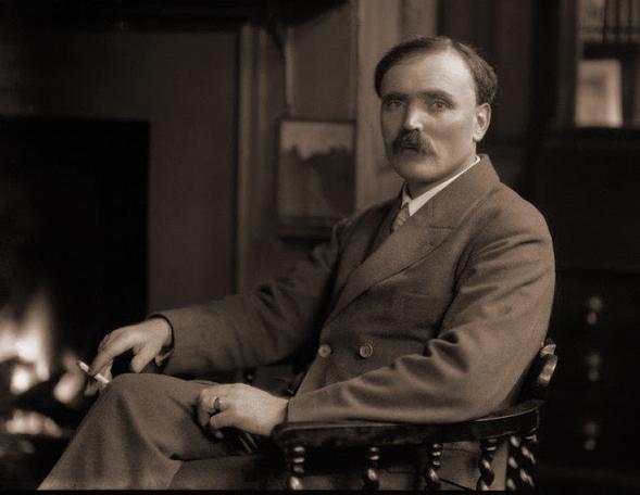 Scottish author Stephen Graham