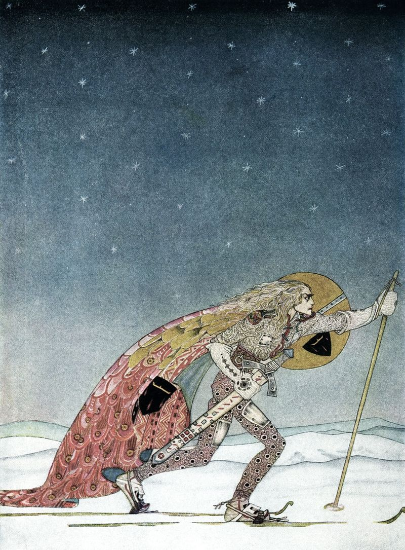 East of the Sun, West of the Moon by Kay Nielsen