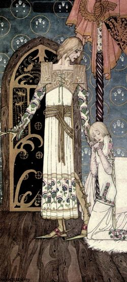 From East of the Sun, West of the Moon by Kay Nielsen