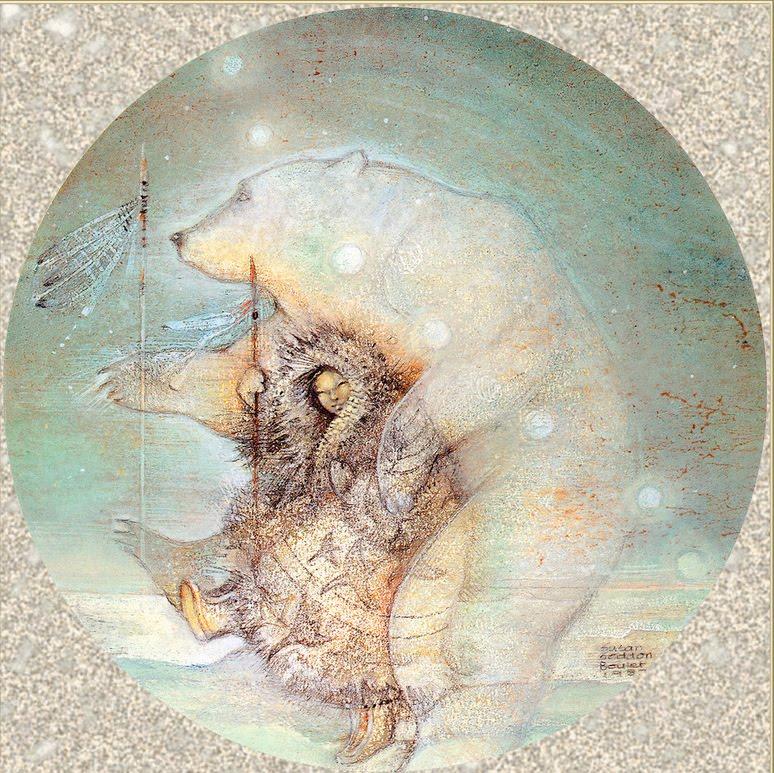 Bear Dance by Susan Seddon Boulet