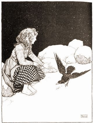 Illustration by W. Heath Robinson