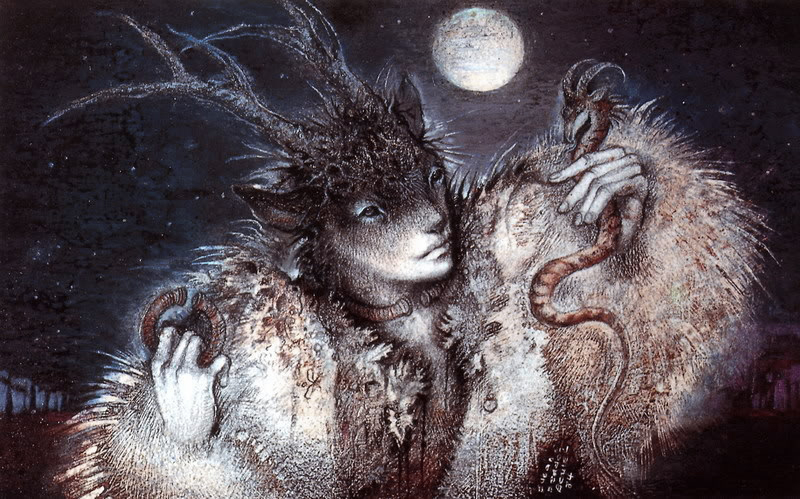 Deer Woman by Susan Seddon Boulet