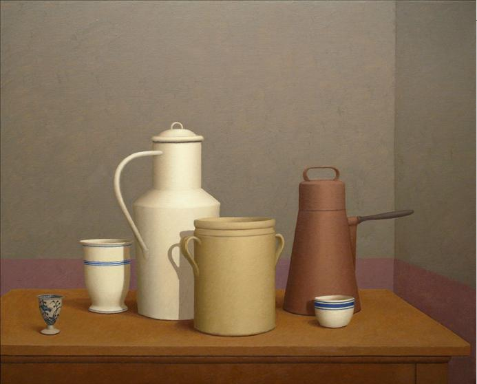 Still Life by William Bailey