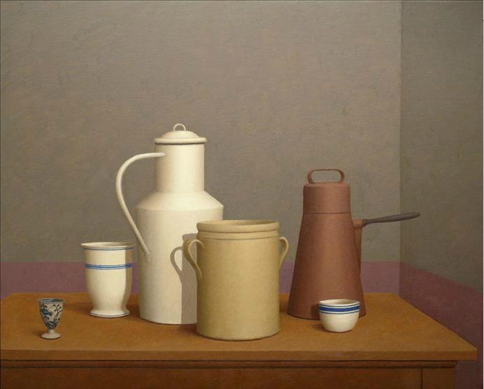 Still Life by William Bailey