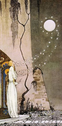 Painting by Kay Nielsen