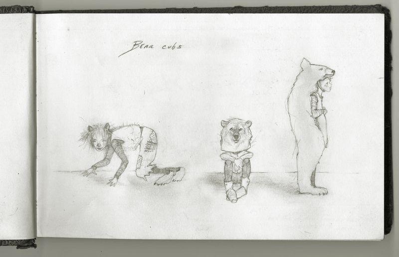 Bear Cubs by Terri Windling