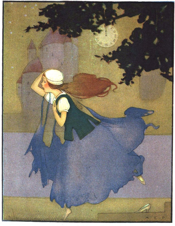 Cinderella by Margaret Evans Price