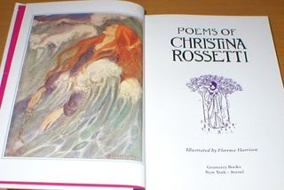 Illustrations for Poems of Christina Rossetti by Florence Harrison