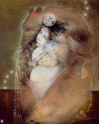 Hibernation by Susan Seddon Boulet