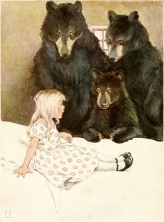 Goldilocks and the Three Bears by Katherine Pyle