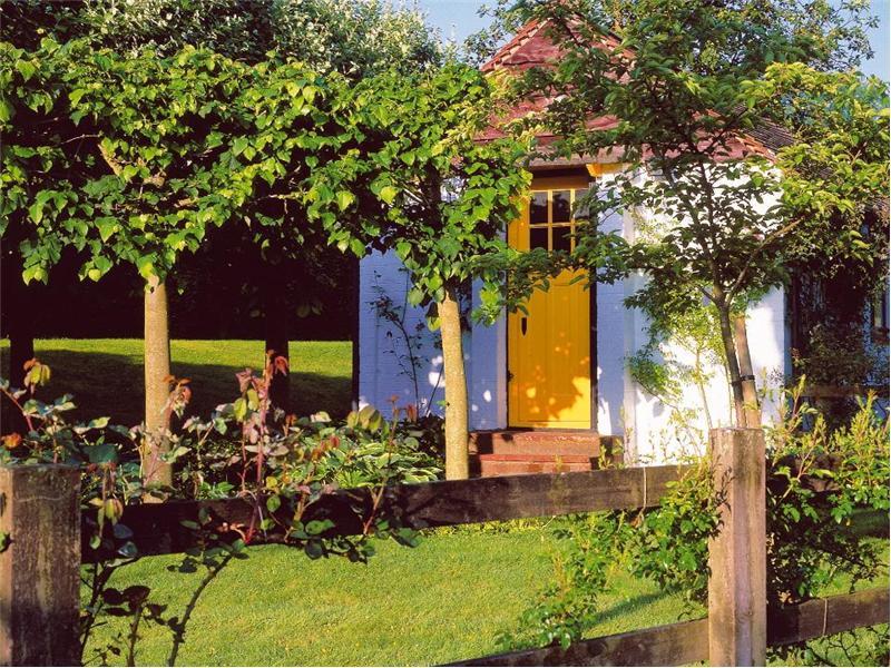 Roald Dahl's writing hut