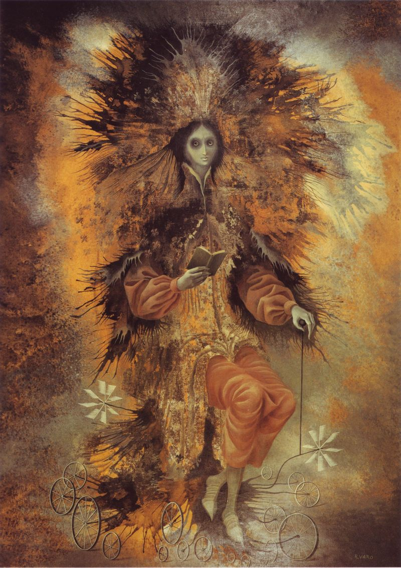 Personaje by Remedios Varo