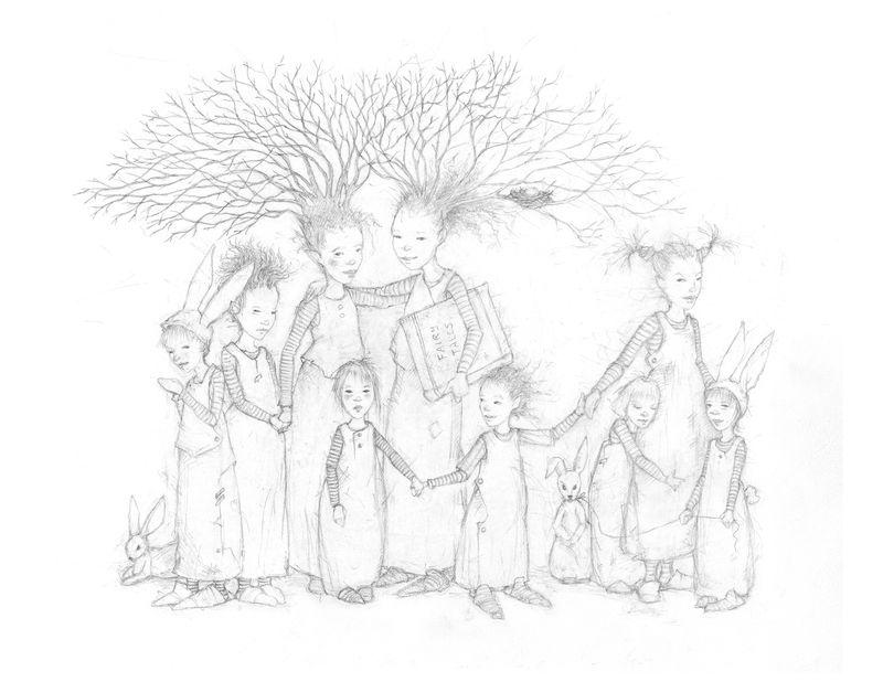 Fairies Myth Moor