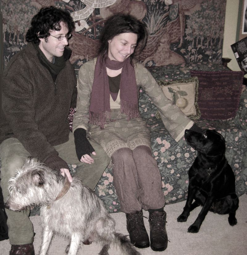 Tom, Rima, Macha and Tilly