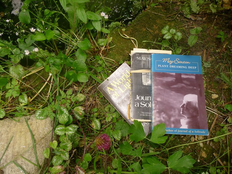 Three books by May Sarton
