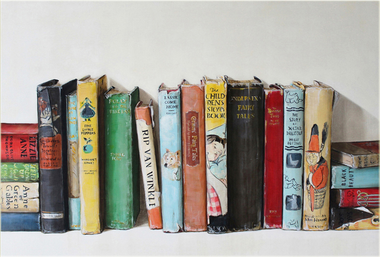 Children's Books I by Holly Farrell