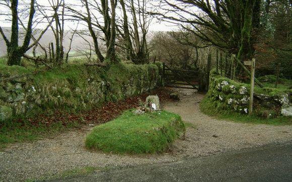 Kitty Jay's Grave Dartmoor