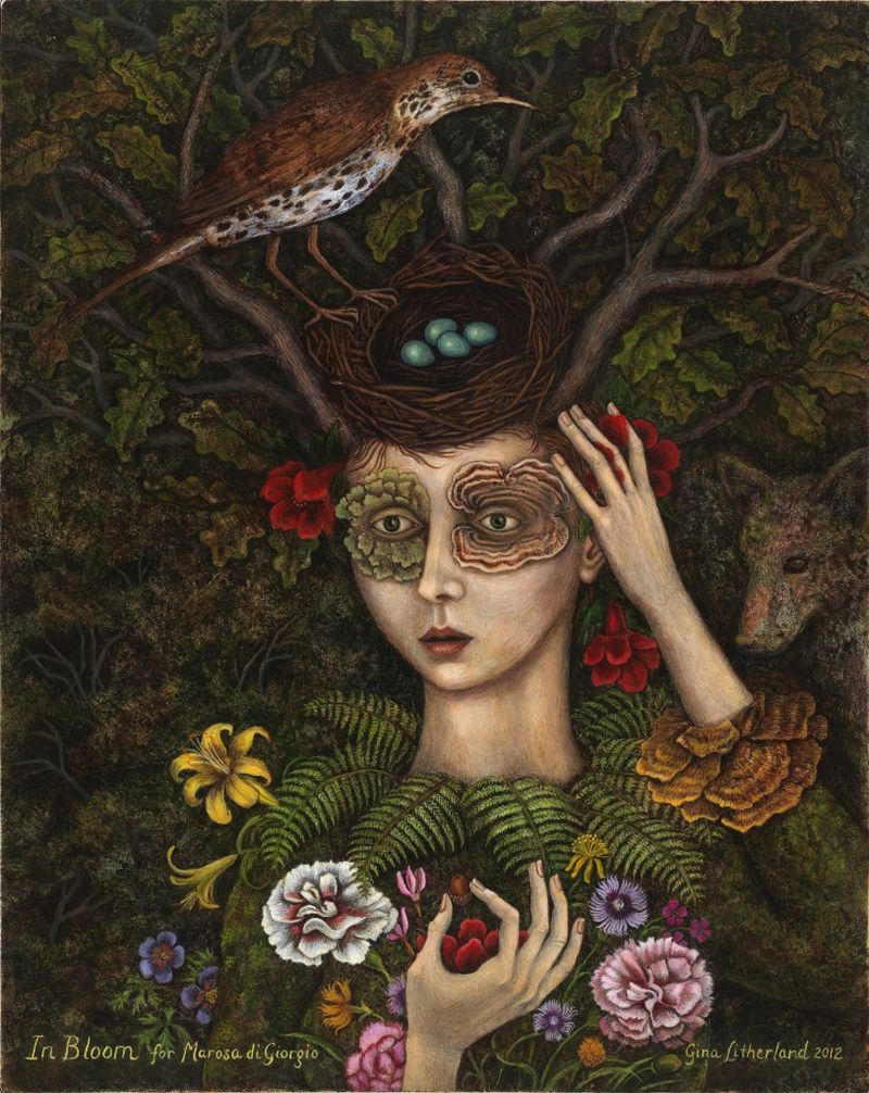 In Bloom by Gina Litherland