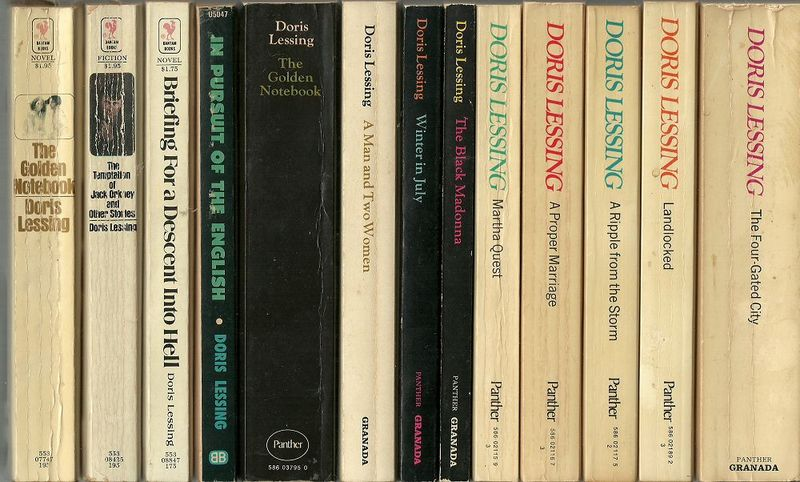Books by Doris Lessing