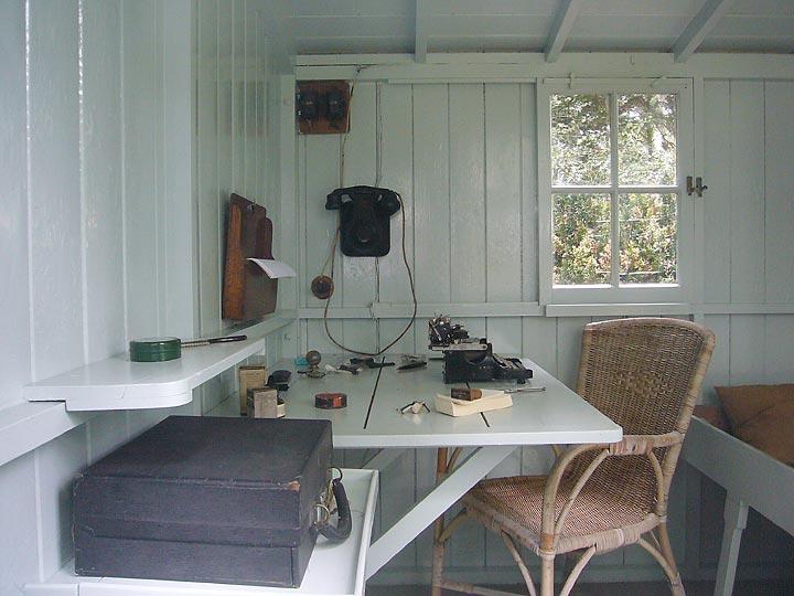 Inside George Bernard Shaw's writing hut
